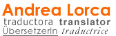 Andrea Lorca Traducción – Translation – Traduction – Übersetzung